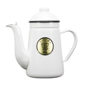コーヒー達人・ペリカン1ℓ(ホワイト)